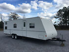 2006 R Vision 27 Foot Travel Trailer Slide Out Bumper Pull Mississippi NO RESERV