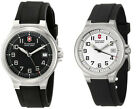 Victorinox Swiss Army Peak II Unisex Quartz Rubber Band Analog Watch image