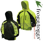 FROGG TOGGS RAIN GEAR-NT65119 KIKKER II JACKET TOADZ SAFETY REFLECTIVE WORK WEAR