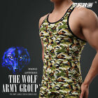 Men's Tank Tops T-shirts Sexy Sports Camouflage Ultra-thin Vest Skinny SN503