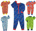 Boys Character Onesies Light Weight Cotton Mickey Thomas Tank Mike Knight Jake