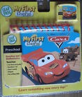 Leap Frog - My First Leap Pad - Disney - CARS  - Book and cartridge only BNIP