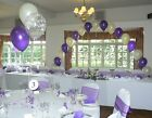 Wedding Balloons Decoration Kit Hearts Design - Arch & 10 Tables - Many Colours