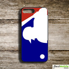 Major League Baseball MLB Back Case Cover for iPhone 7 7+ 6S 6 Plus 5S SE