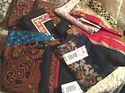 8 Vintage Head Scarves Berkshire Elorian Enjoli Some with Tags Western