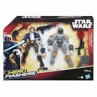 Hasbro Star Wars The Force Awakens Hero Mashers Figures Battle Twin Pack NEW