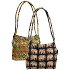 NEW! Anjali Kalamkari Shoulder Bags Handmade in India, Fair Trade