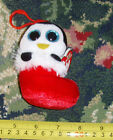 Jingly Gingerbread Bundles Mouse Earmuffs penguin Baby Beanies keychain clip NEW