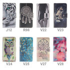 """PU Leather Wallet Magnetic Flip Card Case Cover For Asus Zenfone 2 ZE551ML 5.5"""""""
