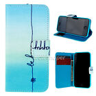 For Multi Smart Phones Leather Wallet Flip G22 Card Magnetic Stand Case Cover