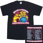Guns N Roses Chow Dog Chinese Democracy 2002 2003 Tour Black Shirt New Official
