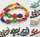 100pcs Wholesale Lot Tortoise Turquoise Loose Beads DIY Jewelry Making Findings
