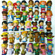 Random Lot 15pcs Baby Toy Fisher Price Little People Collection Figure Kid Gift