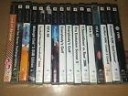 Sony PSP Games (ALL UK RELEASE) Selection