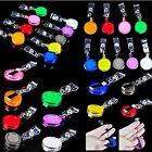 Lot  of 20 ID Badge Holder hold Reel Retractable Key Clip Wholesale Price