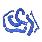 Mishimoto 05-06 V8 Ford Mustang NA Blue Silicone Hose Kit MMHOSE-MUS-05BL