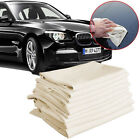 Natural Shammy Chamois Leather Car Cleaning Towels Drying Washing Cloth New Use