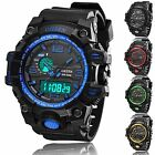 Kyпить Men's Military Digital & Analog Alarm Date Swimming Sport Quartz Wrist Watch на еВаy.соm