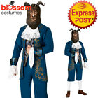 CK918 Deluxe Beast Disney Live Action Beauty And The Beast Boys Costume + Mask