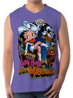 Betty Boop Mens Vest Sleeveless Singlet Tank Top aao30124 £12.49 GBP on eBay