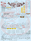 STAR TREK RELIANT 1/537 scale Conversion Decals JTG-005