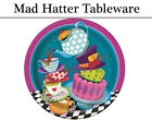 Mad Hatters Tea Party Tableware - Plates, Napkins, Cups & Tablecover