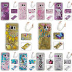 Pop Stylish Soft TPU Case Dynamic Quicksand Glitter Liquid Cover For Cell Phones
