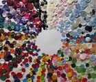 ASSORTED MIXED BUTTONS Unique Mixtures 50g-1kg Crafts Scrapbooking Cards Sewing