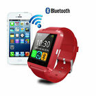 Touch Screen Bluetooth Smart Watch Wristwatch Phone Mate for Men Women Android
