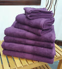 Aubergine 500 GSM Towels (Face, Hand,  Bath Towel and Bath Sheet Available)