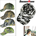 Outdoor Baseball Hat Tactical Military Hunting Hiking Camo Hat Adjustable Cap