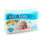 Nice Baby Diapers Gold Premium Disposable Color Changing Size L Large 40 count