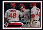 MIKE TROUT MINT LA ANGELS ROOKIE CARD RC SP 2012 TOPPS LOS ANGELES MVP ROY