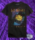 New Def Leppard Pyromania 1983 Black Classic Retro Men's Vintage Mens T-Shirt