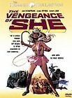 The Vengeance of She DVD 1999 Widescreen Hammer Collection
