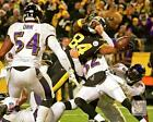 Antonio Brown Pittsburgh Steelers 2016 NFL Action Photo TZ241 (Select Size)