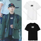 KPOP EXO Chanyeol T-shirt Airport Fashion Tshirt Unisex Short Sleeve Cotton Tee