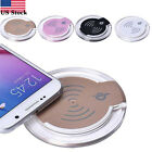 US Qi Wireless Charger Charging Stand Dock Pad Pad For Samsung Galaxy S7/S7 Edge