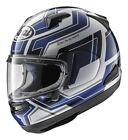 Arai Signet-X Place Full Face Motorcycle Helmet Blue Adult All Sizes