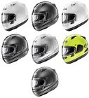 Arai Signet-X Solid Full Face Motorcycle Helmet Adult All Sizes & Colors