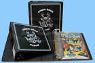 BCW: 3-Ring Binders: COMIC ALBUM:  2 Binders   *FREE SHIPPING in USA