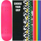 "Skateboard Deck Pro 7-Ply Canadian Maple NEON PINK With Griptape 7.5"" - 8.5"""