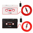 Car Audio Tape Cassette to Jack AUX for IPOD MP3 IPhone 3.5mm & 2.5mm Connector