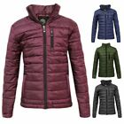 Kids Puffer Quilted Girls Bubble Padded Boys Puffa Childrens Warm Zip Jacket