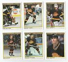 1990 91 OPC PREMIER VANCOUVER CANUCKS Select from LIST HOCKEY CARDS O-PEE-CHEE