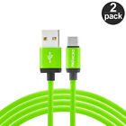 Type-C Cable 10FT LONG Charging Charger Cord 10 Foot 2 Pack For USB-C SmartPhone