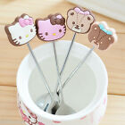 Hello Kitty , My Melody Tableware Dessert Tea Spoon & Fork 1 set of 4pc K474