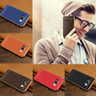 Shockproof Soft Leather Case Hybrid Cover Skins For Samsung Galaxy S8/S8 Plus US