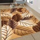 AllStar Rugs Hand-Woven Brown Area Rug