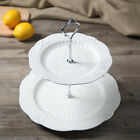 plates for decoration - New 2 Tier Stands For Cake Plate  Plate Fitting Hardware Plate Wedding  Decor